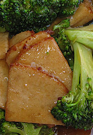 Vegi Chicken Brocolli